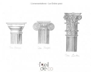 Les Ordres Grecs