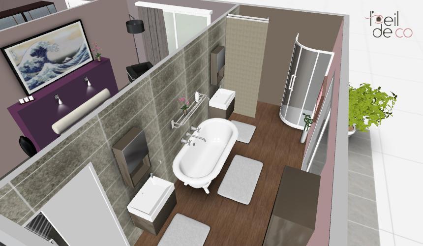 33 Salle de bain parents vue 3