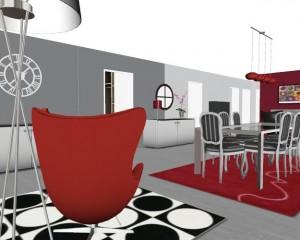 Maison de plain-pied – 200 m²