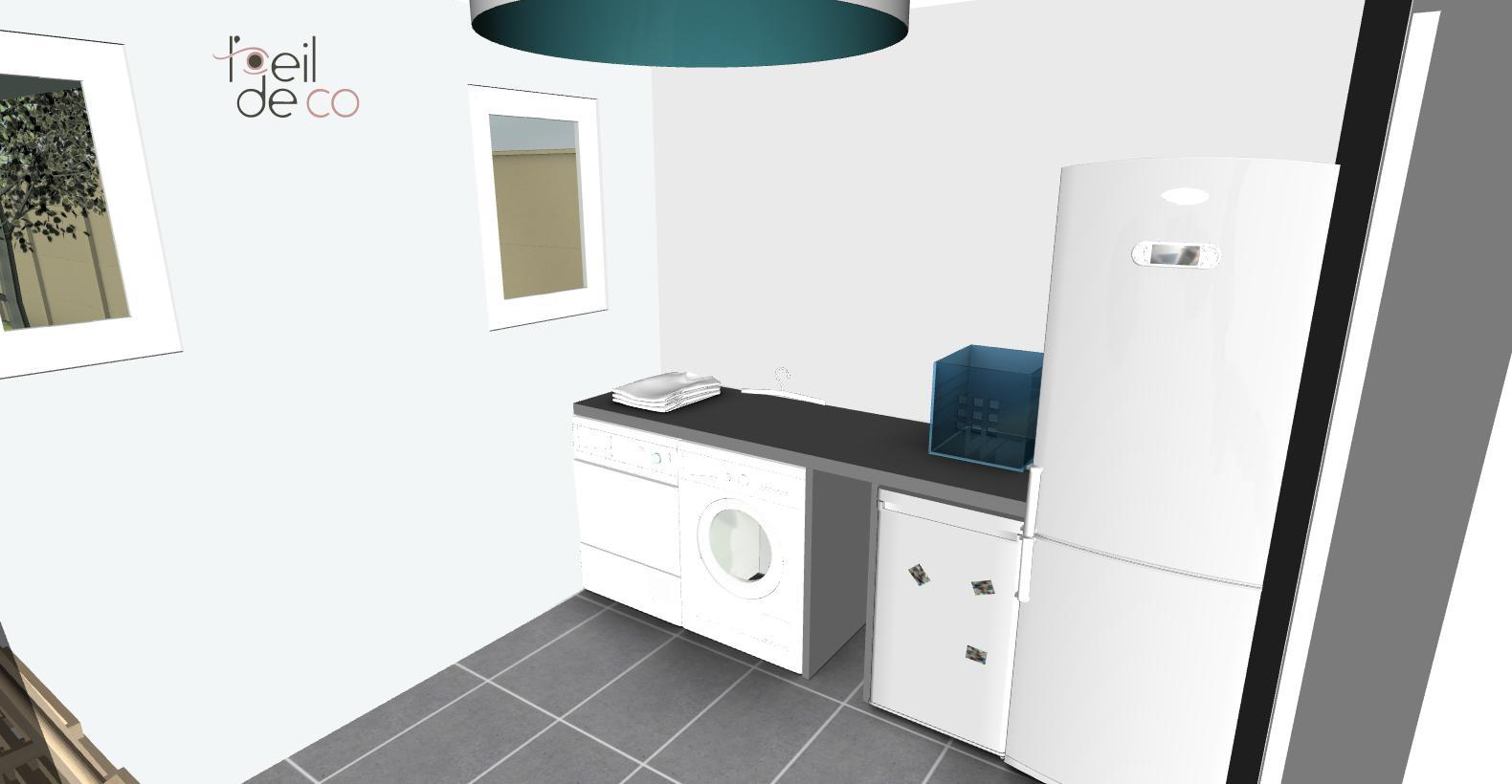 amenagement dune buanderie mini salle de bains avec buanderie mini salle de bains avec. Black Bedroom Furniture Sets. Home Design Ideas