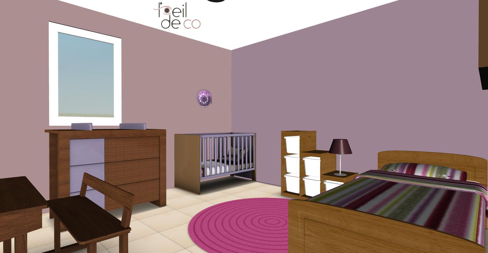 16-Chambre enfant