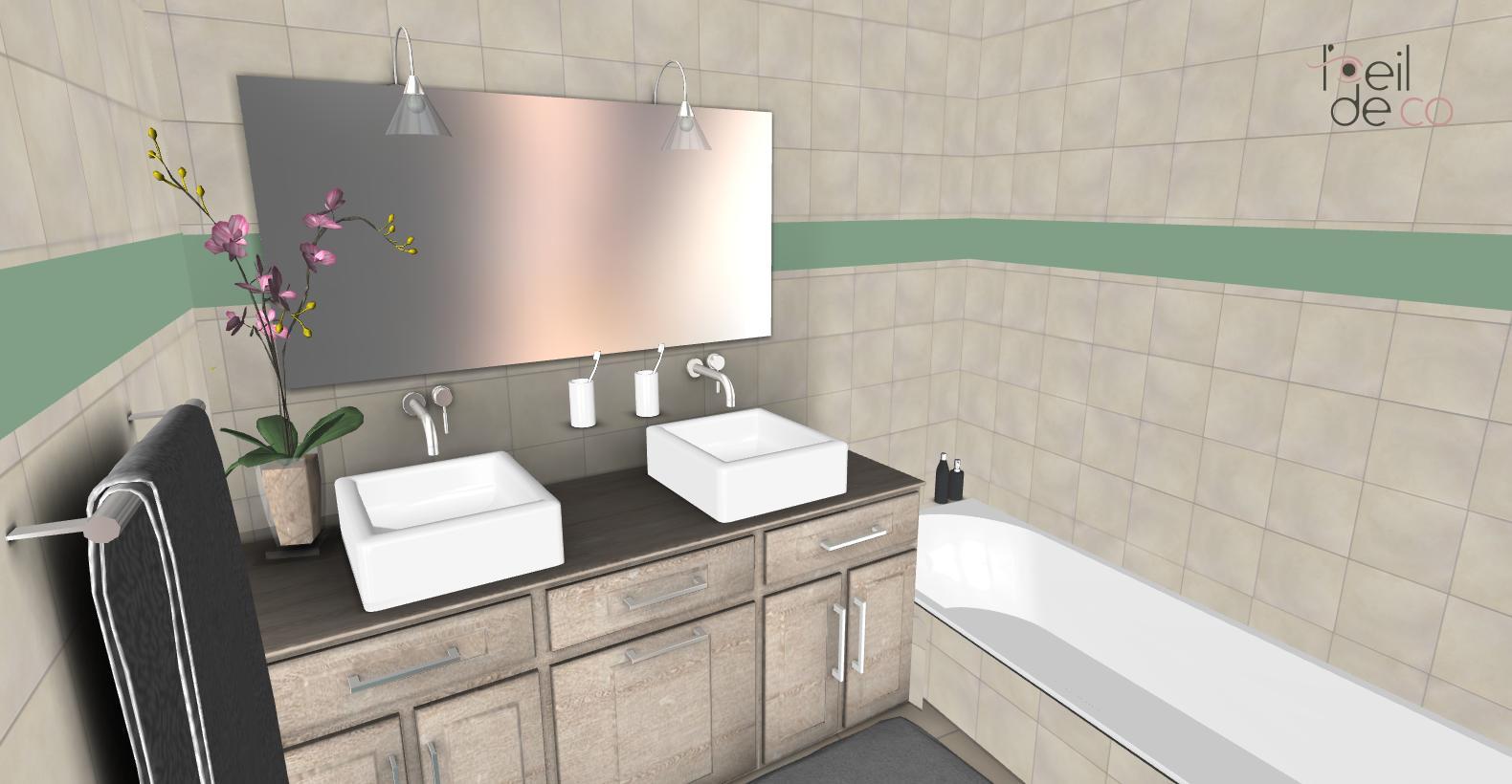 8-Salle de bain
