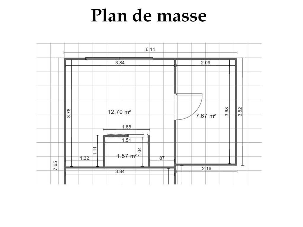 Bien connu L'OEIL DE CO Aménagement d'un garage en chambre parentale - L'OEIL  DB99