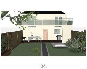 Projet déco pour la rénovation d'une maison